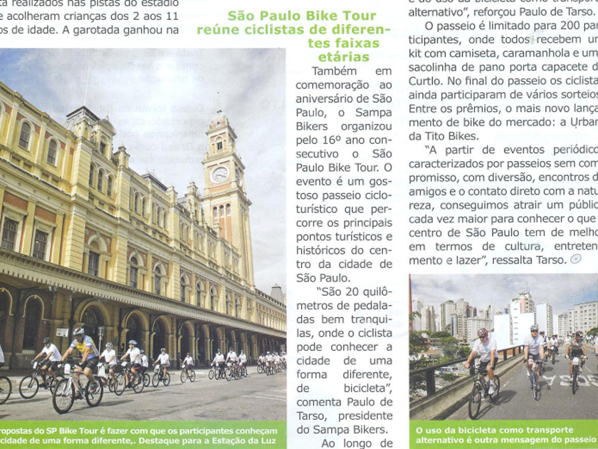 Revista Bicycle nº 185 – cicloativismo