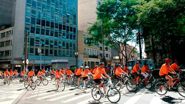atividades Sampa Bikers
