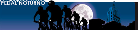 Nesta quarta-feira, se não chover, tem pedalada noturna !