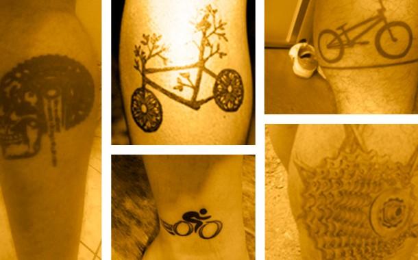 Tatuagens de Bicicletas