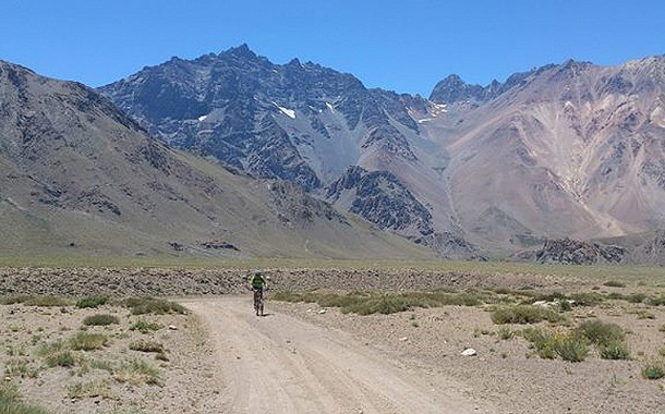 1ª Travessia dos Andes - Jan 2015
