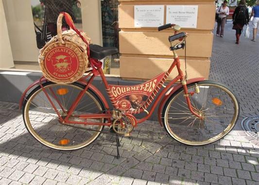 Bicicletas Diferentes