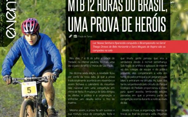 Revista Bicicleta nº 20 - MTB 12 horas uma prova de Heróis