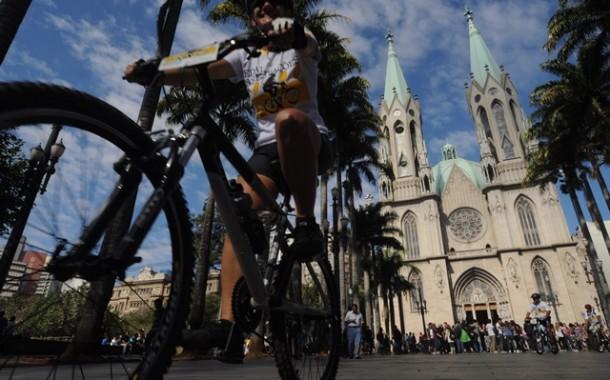 Cicloturismo pela cidade de São Paulo