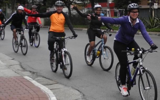 Curso de Pedal Urbano Julho 2013