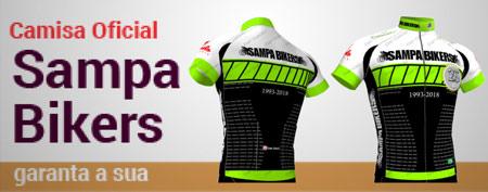 camisa sampa bikers