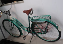 Bicicleta Husqvarna 1950