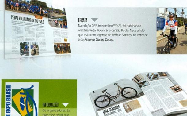 Revista Bicicleta – Mural – Bike Expo Brasil