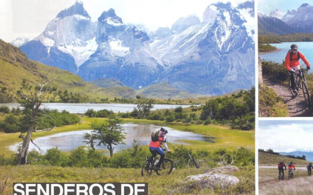Revista Bike Action nº 137 – Onde Pedalar – Senderos de Torres del Paine