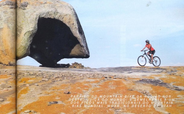 Revista Bike Action nº 135 – onde pedalar – Cariri