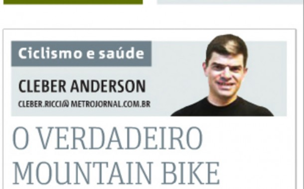 Jornal Metro – Esporte – Ciclismo e Saúde