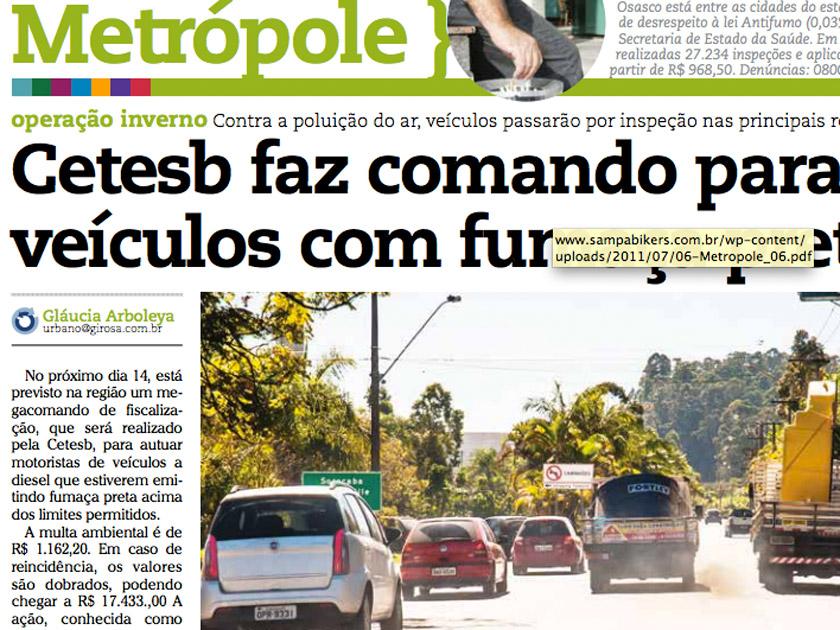 Jornal Metrópole – Cenário Urbano – Parque do Cemucam recebe prova MTB 12 horas