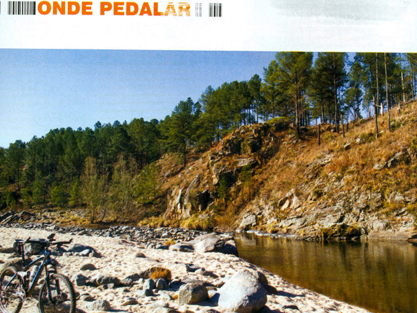 Revista Bike Action - Onde Pedalar – La Cumbrecita