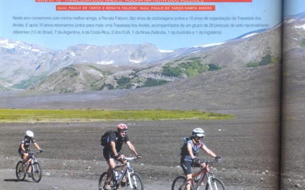 Revista Bike Action nº 138 – Onde Pedalar – Na Rota dos Vulcões