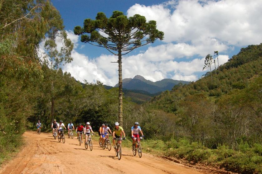 ... mountain bike no país. teste 2b321ea88179e