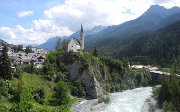 Video Tesouro dos Alpes 2015