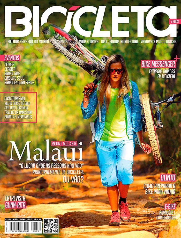 Revista Bicicleta - Novembro 2015
