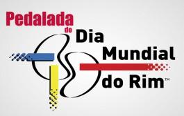 Pedalada do dia Mundial do rim