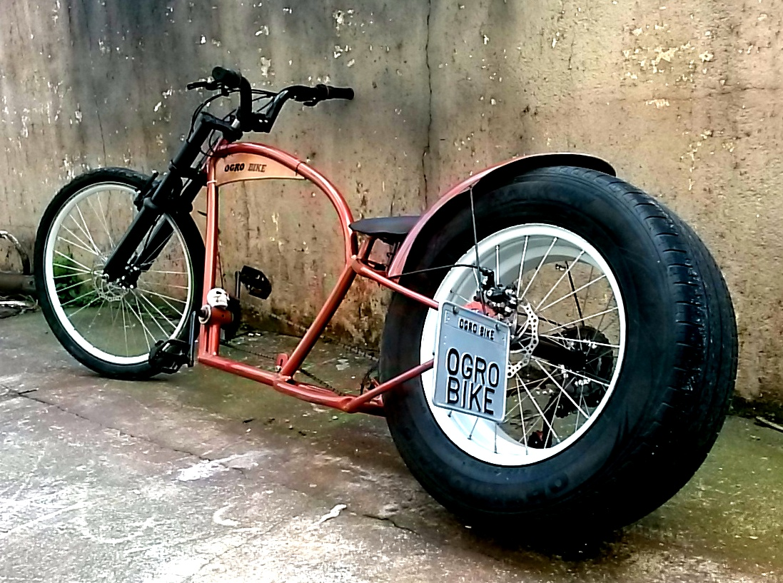 Bike Chopper - Ogro Bike