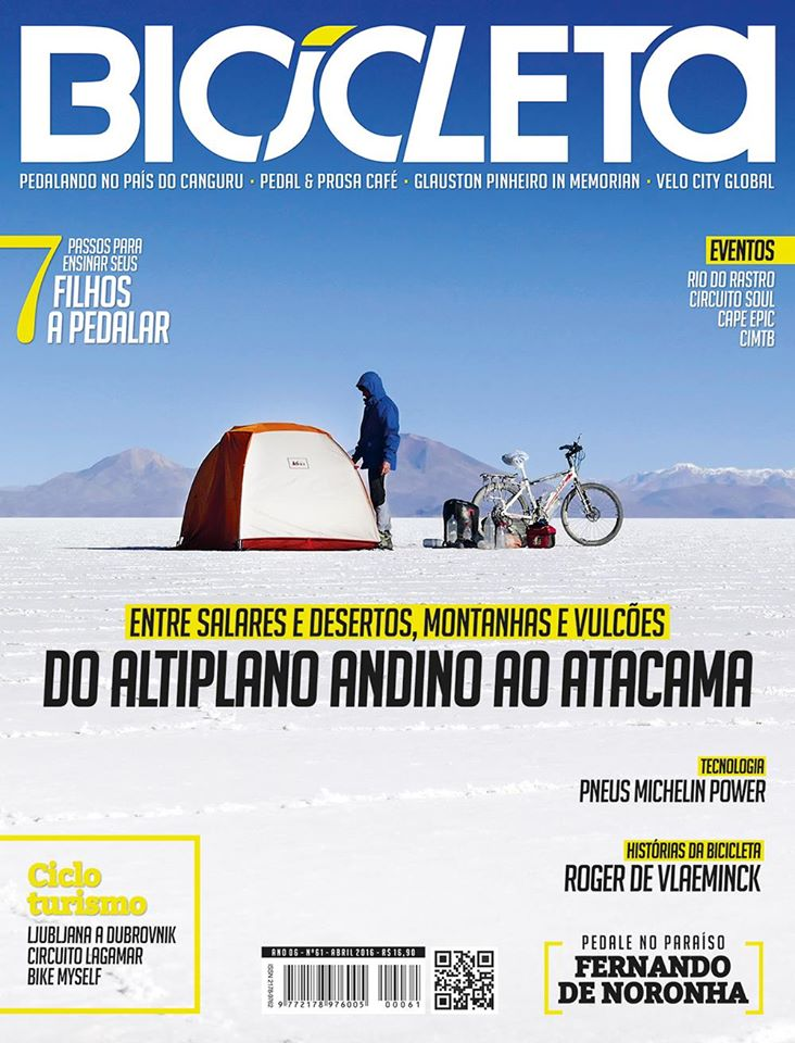 Revista Bicicleta - Abril 2016