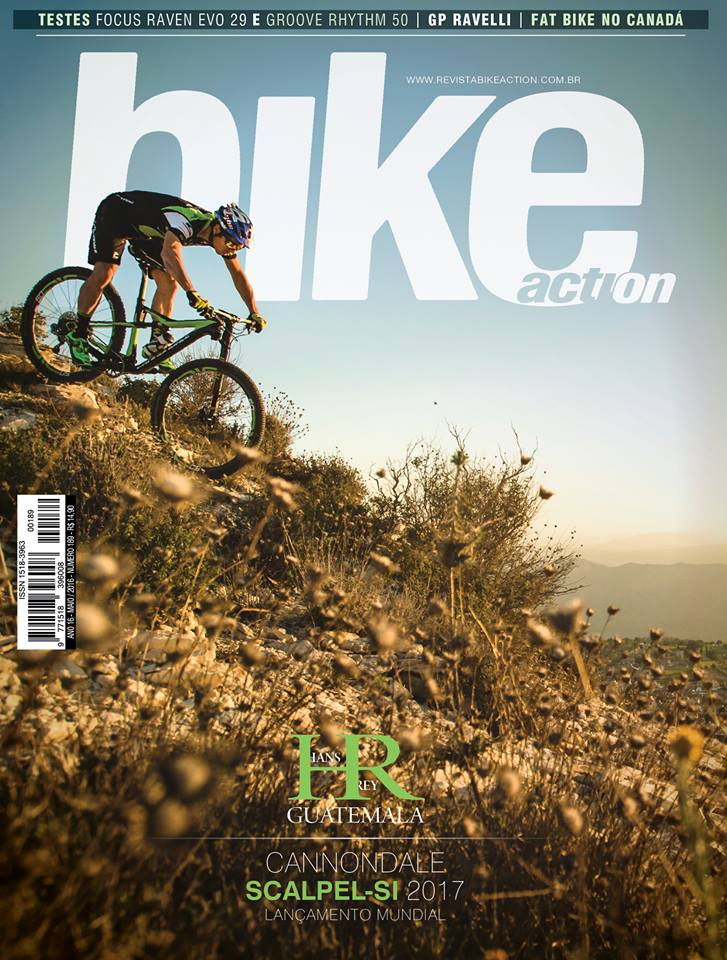 Revista Bike Action - Maio 2016 - Onde Pedalar