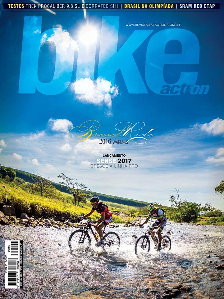 Revista Bike Action - Junho 2016 - Onde Pedalar