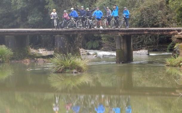 Cicloturismo pelo Vale Europeu - 3º dia: Altos dos Cedros à Timbó - 82 km