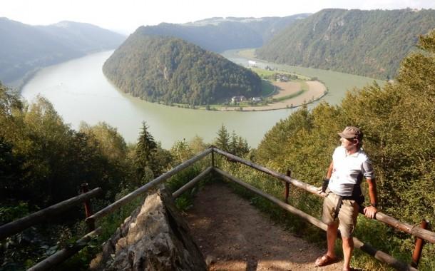 Cicloturismo pelo Danúbio - 1º dia 2016