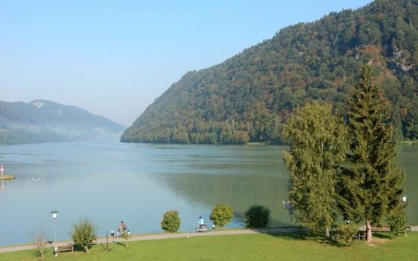 Cicloturismo pelo Danúbio - 2º dia