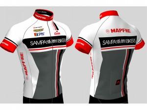 Camisa Oficial Sampa Bikers 2016