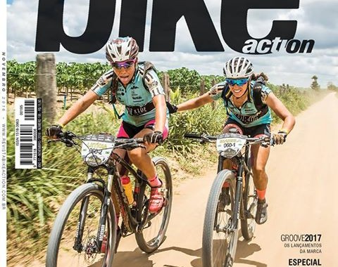 Revista Bike Action - Novembro 2016 - Onde Pedalar
