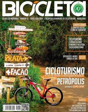 Revista Bicicleta - Dezembro 2016 - Evento
