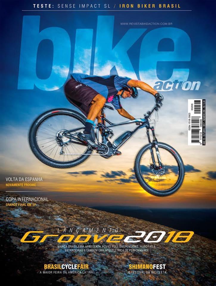 Revista Bike Action Outubro 2017 - Pg 40 - Power Biker