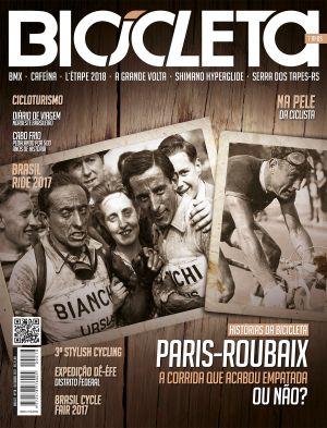 Revista Bicicleta Outubro 2017 Pg 24 Dicas, pg 32 a 40 Cicloturismo e pg 98 Fotopedal