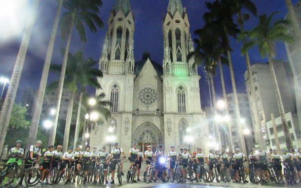 São Paulo Bike Tour 2018