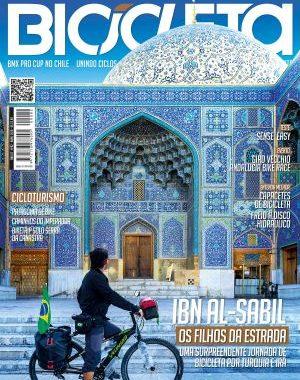 Reportagem Evento: Revista Bicicleta - Abril 2018-Giro Vecchio de-Verão -Pg 34 a 37