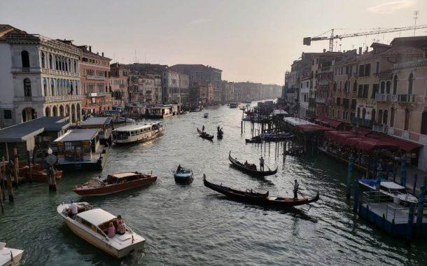 5º dia - Travessia Lago de Garda a Veneza - Itália 2018