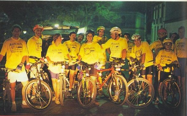 25 anos de Sampa Bikers