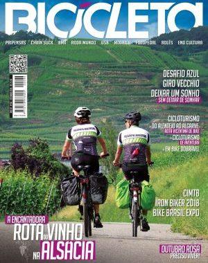Revista Bicicleta - Setembro 2018 - Giro Vecchio
