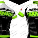 Camisa Sampa Bikers 25 anos