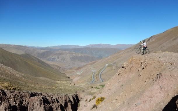 Andes Norte da Argentina - Las Salinas a La Selva