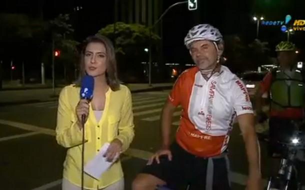 Rede TV News – dia 20 de dezembro – Pedal de Natal