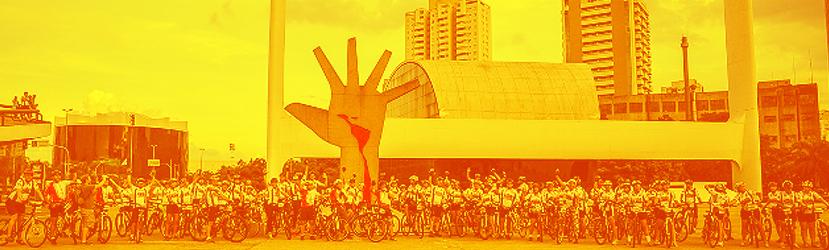 Seja sócio do Sampa Bikers