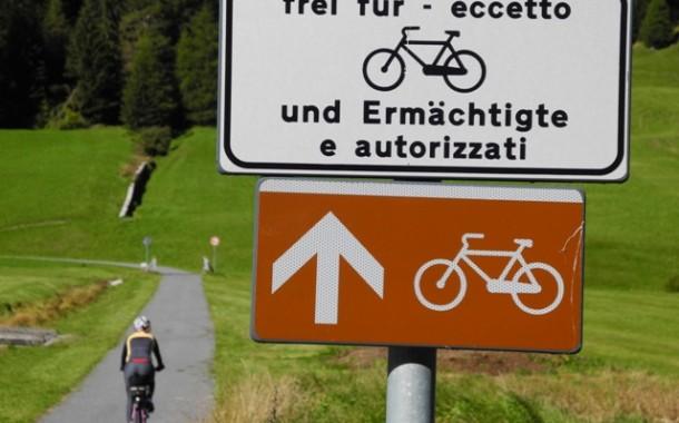 Sinalização para Bicicletas