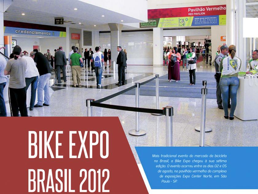 Revista Bicicleta nº 20 – Bike Expo Brasil 2012