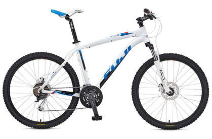 Mountain Bike ideal para uma trilha