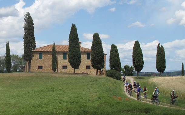 Toscana, cicloturismo na rota do vinho