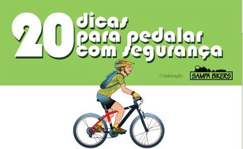 20 dicas para pedalar com segurança