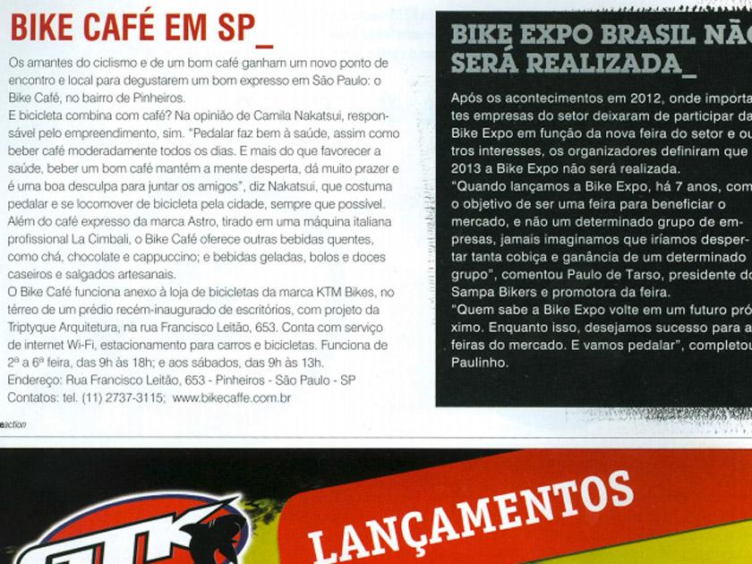Revista Bike Actio - UP Date – Bike Expo Brasil