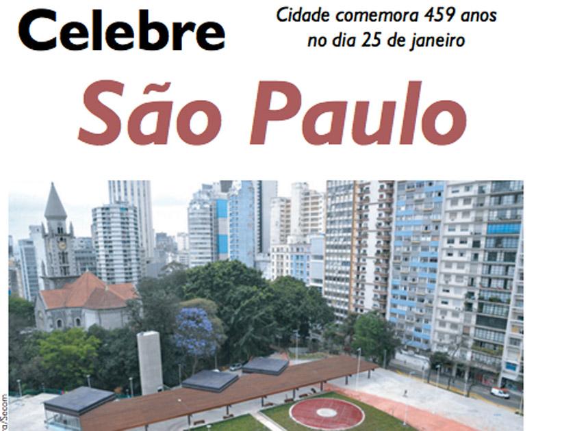 Revista In – São Paulo Bike Tour
